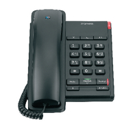 BT Black Converse 2100 Corded Phone