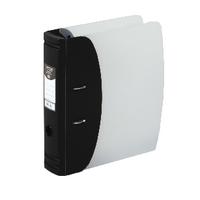 Hermes Black A4 Lever Arch File 832001