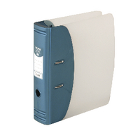 Hermes H/Duty Blue A4 Lever Arch 832007