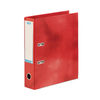 Elba Classy 70mm Lever Arch A4 Red