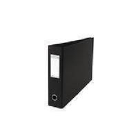 Elba Black A3 Lever Arch 70mm File Pk2