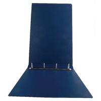Elba Vsn A3 Blue 4D-Ring Oblong Binder