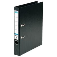 Elba PVC A4 Black 50mm Lever Arch File