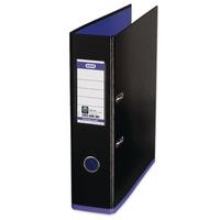 Mycolour Black/Purple A4 Lever Arch File