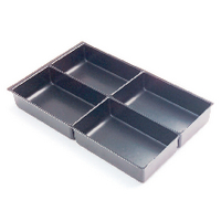 FF Bisley Multi Drawer Insert Tray 4Comp