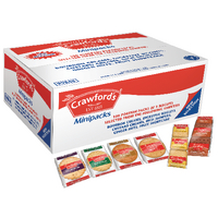 Crawfords Biscuits Assorted Mini Packs