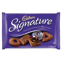 Cadbury Signature Biscuits 250g