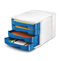 CEP Pro Blue Gloss Drawer Set 394G