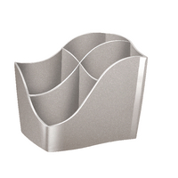 CEP Ellypse Xtra Strong Taupe Pencil Cup