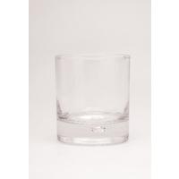 Clear Squat Tumbler Drinking Glass Pk6