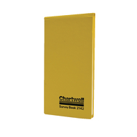 Chartwell Survey Book 4x8in 2142