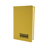 Chartwell Survey Book 7.5x4.75in 2426