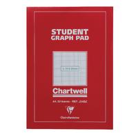 Chartwell Graph A4 Pad 2/10/20mm J34B