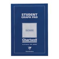 Chartwell Graph A4 Pad Quadrille J6Q4B