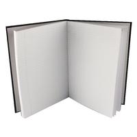 Collins Ideal A4 Book Ruled Margin 6429