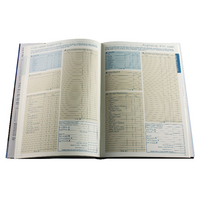 Collins A4 C/Trader Account Book 160Pg