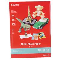 Canon A3 Matte Photo MP-101A3 Paper