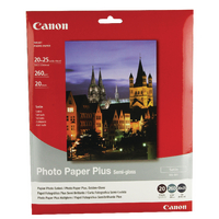 Canon Semi-Gloss SG-201 Bubble Jet Paper