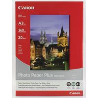 Canon A3 Photo Paper Plus Sem-Gloss Pk20