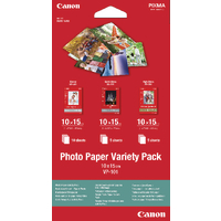 Canon VP-101 Photo Paper Variety Pack