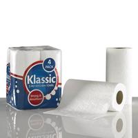 Handy Towel White Kitchen Roll Pk24