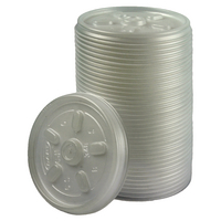 Maxima Insulated Cup Lid 7oz Pk100