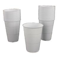Vending Drinking Cup Tall Wht 7oz Pk100