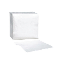 White 1 Ply 320mm Paper Napkins Pk500