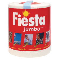Fiesta Jumbo Fiesta Kitchen Roll 600Sht