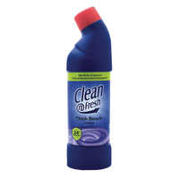 Clean Fresh Thick Bleach 750ml 1016011