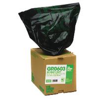 TGS Black Rubble Sacks Dispenser Box