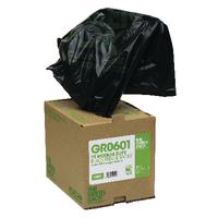 Green Sack Black Refuse Bag/Dispenser