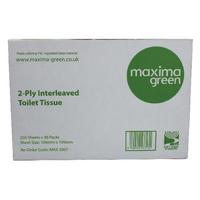 Maxima Bulk Pack Toilet Tissue 2Ply Pk36