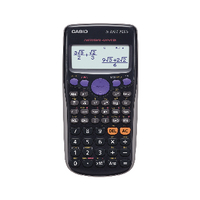 Casio Scientific Calc FX-83GTPLUS-SB-UH