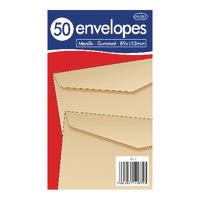 Mnlla Gmd Envelopes 89x152Mm Pk1000