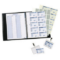 Durable Visitors Book Refill 100 Insert