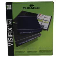 Durable Visifix Charc A4 Album 2388/58
