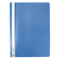 Elba A4 Light Blue Report File Pk50