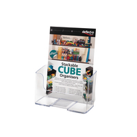 Deflecto A5 Clear Literature Holder
