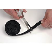D-Line cable tidy reuse hook & loop 1.2m