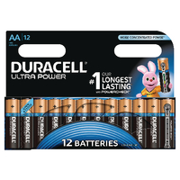 Duracell AA Ultra Battery Pk12
