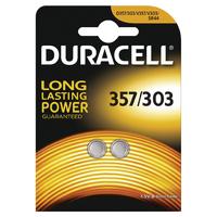 Duracell 1.5 D357 Battery Silver Oxide