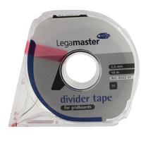 Legamaster Black Self-Adh 2.5mm Tape