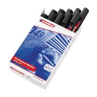 Edding 330 Clack Chisel Perm Marker Pk10