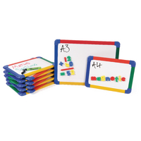 Show-me A3 Rainbow Magnetic Whiteboard