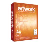 Artwork White A4 Paper 75gsm 5xReams