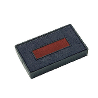 Colop E/200/2 Repl Stamp Pad Blu/Red Pk2