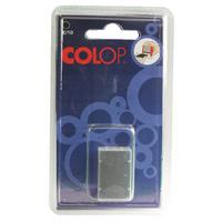 Colop E/10 Repl Pad Black E10BK Pk2