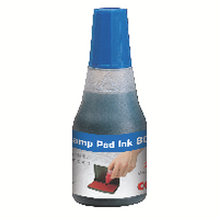 Colop 801 Stamp Pad Ink 25ml Blue 801BE