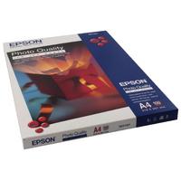 Epson Photo Qual A4 Inkjet Paper Pk100
